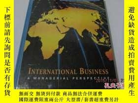 二手書博民逛書店International罕見Business A Manage