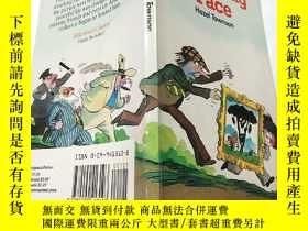 二手書博民逛書店the罕見shrieking face:尖叫的臉Y200392