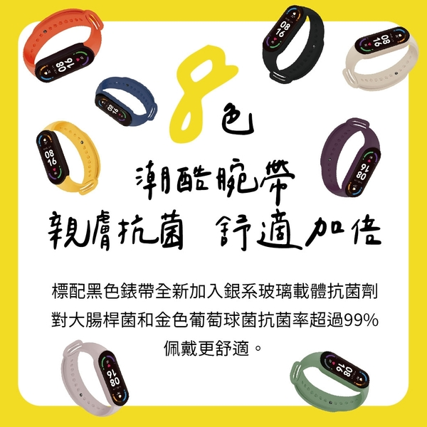 現貨 小米手環6標準版 在台一年保固 送保貼 血氧檢測 智能手環 運動手環 螢幕像素升級 心率監測