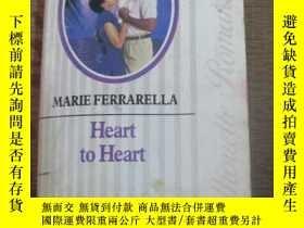 二手書博民逛書店Heart罕見to HeartY19725 Maria Ferr
