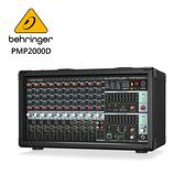 BEHRINGER PMP2000D專業14通道箱型功率混音器(具有Klark Teknik Multi-FX處理器)