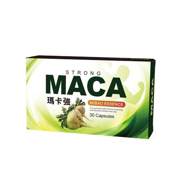 草本之家-MACA瑪卡強30粒X1盒