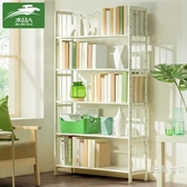 簡易書架置物架簡約現代實木多層學生書櫃落地兒童收納架BL【全館上新】