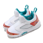 Nike 籃球鞋 Jordan 5 Retro Little Flex PS 白 紅 童鞋 中童鞋 小朋友 【ACS】 CK1227-148