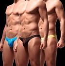 [XL-] 內褲U凸薄冰絲低腰 長線三角褲KIC_E055