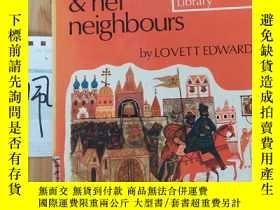 二手書博民逛書店Oxford罕見Children s Reference Library 7 Russia & her neigh