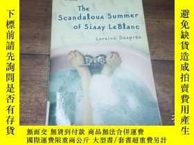 二手書博民逛書店The罕見Scandalous Summer of Sissy
