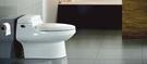 【麗室衛浴】美國KARAT凱樂 原裝進口 單體超靜音馬桶 K-2481U