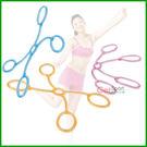 X型果凍繩(伸展繩/彈力繩/拉繩/拉筋帶...