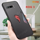 ASUS 華碩 ROG Phone 3 ROG3 5G 手機殼 軟殼保護手機鏡頭 防指紋 保護套 防摔手機套精準按鍵開孔