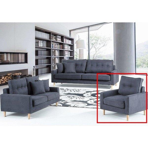 沙發 PK-268-6 916-3型主人椅沙發【大眾家居舘】
