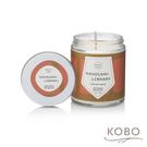 【KOBO】美國大豆精油蠟燭 - 桃木燻香 (170g/可燃燒 35hr)