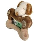 【卡漫城】 特價 Snoopy 骨頭 告示牌 ㊣版 史奴比 史努比 暫停 造型 汽車車用 停車牌 暫停一下 吸盤