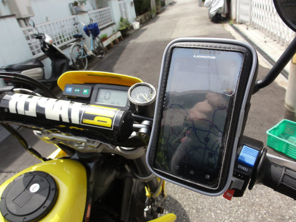 iphone 6 7 plus 5s 5 htc one10 gogoro導航防水包支撐架衛星導航座機車支架手機架手機座固定座導航架