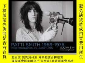 二手書博民逛書店Patti罕見Smith 1969-1976Y364682 Judy Linn Harry N. Abrams
