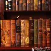 仿真書 歐式仿真書假書道具書攝影裝飾書模型書盒擺設書柜書房家具擺件igo 寶貝計畫