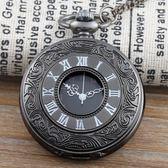 懷錶 懷表復古配飾白領學生表潮流男女項石英表照片手錶翻蓋陀表掛表【快速出貨八折鉅惠】