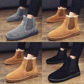 雪地靴男冬季保暖棉靴
