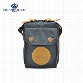 【COLORSMITH】UOC.背帶式兩用3C配件包.UOC1269-B-GY