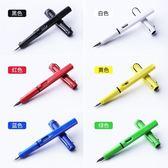 六品堂鋼筆學生用成人墨囊練字筆墨水鋼筆女剛筆辦公用硬筆書法筆推薦【店慶85折促銷】