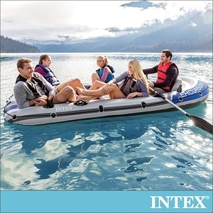 INTEX EXCURSION 5人座休閒橡皮艇(68325)