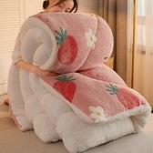羊羔絨被子冬被10斤絲棉被單人加厚保暖冬季全棉被超厚雙人棉被芯