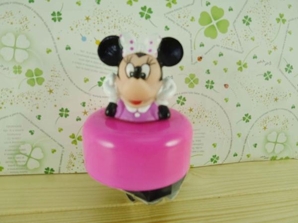 【震撼精品百貨】Micky Mouse_米奇/米妮 ~自行車鈴-米妮