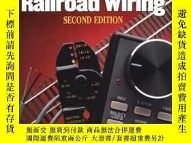 二手書博民逛書店Easy罕見Model Railroad Wiring, Second Edition (Model Railro