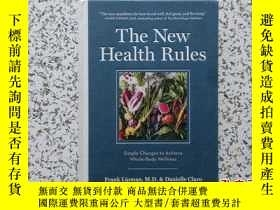 二手書博民逛書店The罕見New Health Rules 精裝本26761 請
