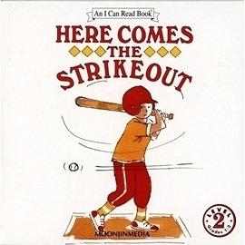 〈汪培珽英文書單〉〈An I Can Read 系列: L2 〉HERE COMES THE STRIKEOUT /單CD