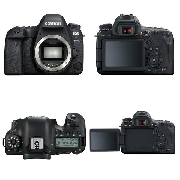 Canon 6D Mark II Kit組〔含 24-70mm F4〕6D2 平行輸入