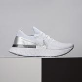 Nike React Infinity Run 女款 白色 透氣 舒適 避震 慢跑鞋 CD4372-101