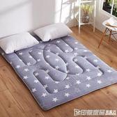 床墊1.8m床1.5m床1.2米單人雙人褥子墊被學生宿舍海綿床褥igo 印象家品旗艦店