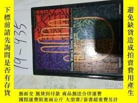 二手書博民逛書店Z罕見實拍;SOCIAL WORK SOCOAL WELFARE