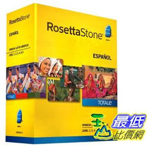 [104美國直購] Learn Spanish:1617160857 軟體 Spanish (Latin America) - Level 1-5 Set $13395