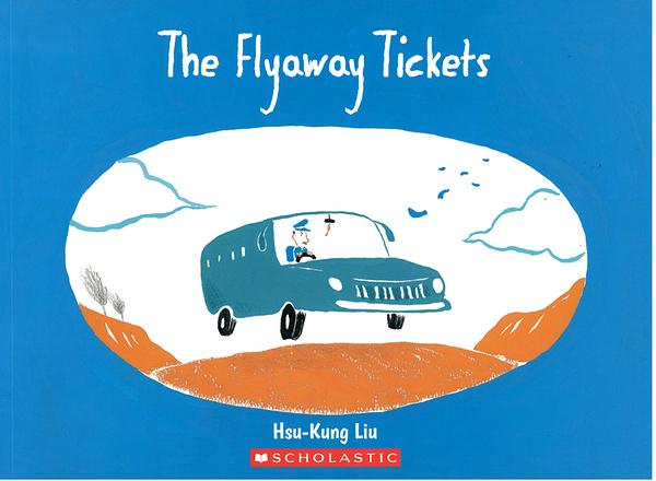 【麥克書店】THE FLYAWAY TICKETS/ 英文繪本《主題:想像力》