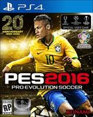 PS4 Pro Evolution Soccer 2016 世界足球競賽 2016(美版代購)