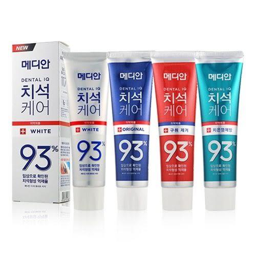 48H快速出貨(不含假日)~韓國 Median 93%強效淨白去垢牙膏 120g 升級版【BG Shop】4款可選