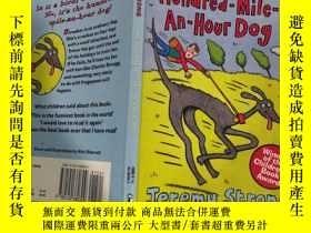 二手書博民逛書店WANTED罕見!The Hundred-Mile-An-Hour Dog 通緝!時速百英裏的狗,Y2003