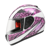 ZEUS 瑞獅安全帽,全罩安全帽,ZS-2000C,zs2000C,F57/白紫