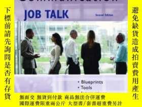 二手書博民逛書店Oral罕見Workplace Communication: Job Talk (2nd Edition)-工作場