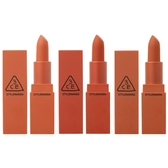 韓國3CE(3CONCEPT EYES) 橘霧顯色唇膏(3.5g) 款式可選【小三美日】