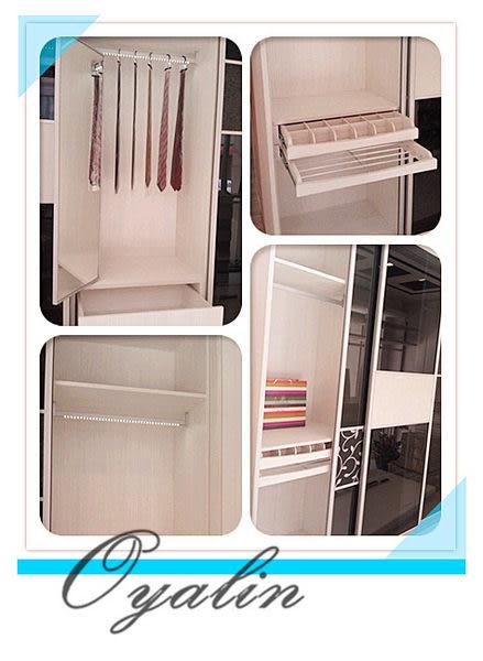 【歐雅系統家具】系統櫃 台中歐雅旗艦店系列~推拉門系統衣櫃 EGGER E1-V313防潮塑合板