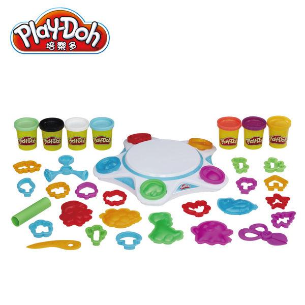 廣告主打明星-Play-Doh培樂多-TOUCH遊戲組