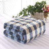 加厚榻榻米床墊冬 珊瑚絨法萊絨懶人床褥墊被薄折疊學生1.5M單人 baby嚴選