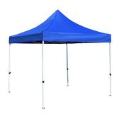 戶外遮陽棚廣告帳篷印字雨棚折疊伸縮停車棚子四腳帳篷大方傘擺攤 MKS卡洛琳