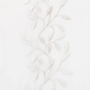 HOLA 銀柳雙層風水簾 88x176cm