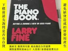 二手書博民逛書店THE罕見PIANO BOOK:BUYING & OWNING A NEW OR USED PIANOY319