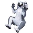 SETO CRAFT 動物造型手機座 手機架 環尾狐猴_OC09433