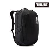 THULE-Subterra Backpack 30L筆電後背包TSLB-317-黑